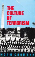 Chomsky, The Culture of Terrorism [SIGNED by Noam Chomsky].