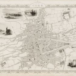 Rare Maps & Plans of Cities