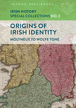 Origins of Irish Identity  – The Long 18th century – From Molyneux to Wolfe Tone