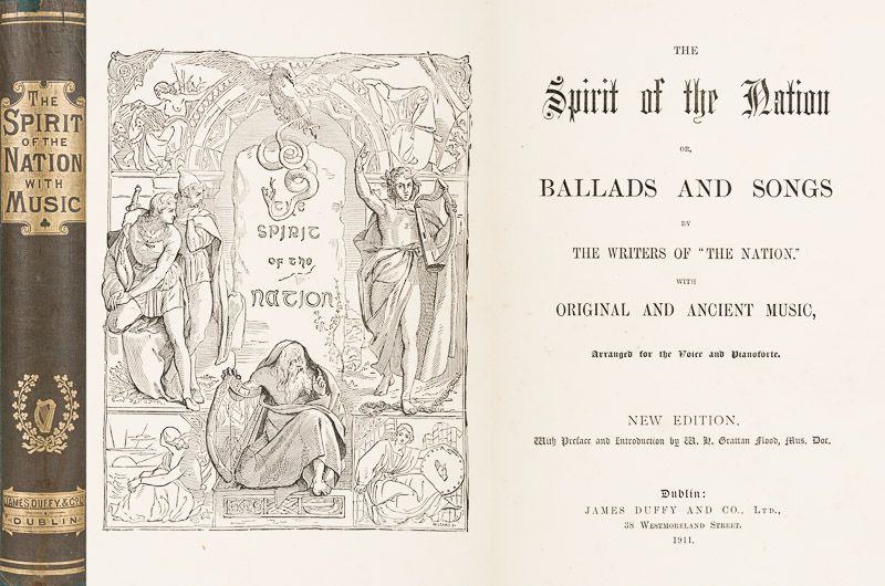 [Grattan Flood, The Spirit of the Nation or, Ballads and Songs by The Writers of