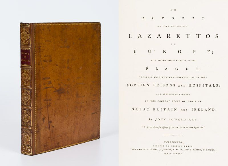 Howard, An account of the Principal Lazarettos in Europe; with various papers re