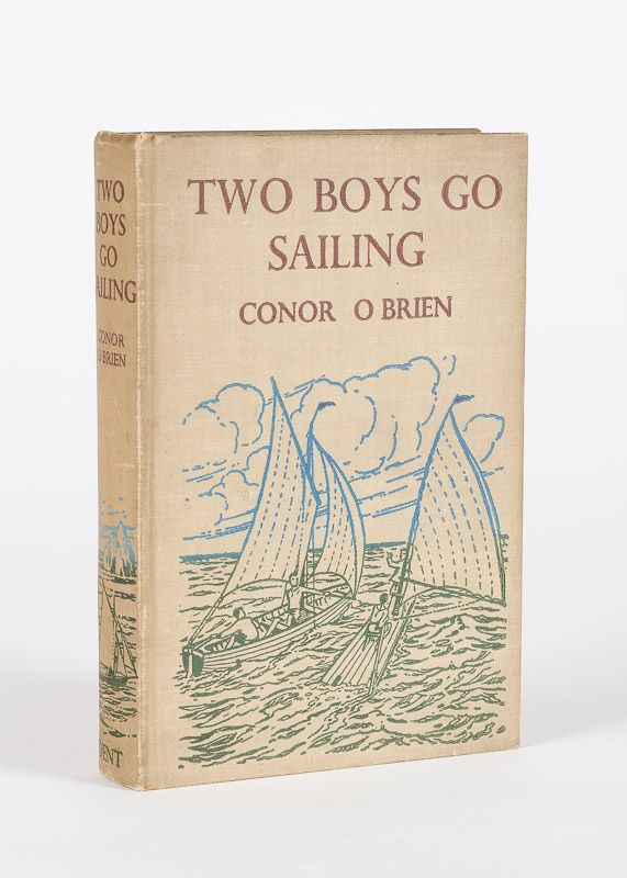 O'Brien, Two Boys go Sailing. Illustrated by Brigid Ganly.