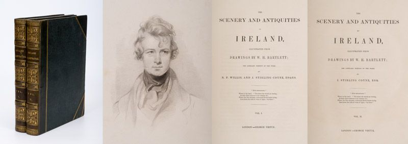 Bartlett, The Scenery and Antiquities of Ireland, illustrated from Drawings by W