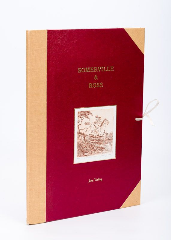 [Somerville & Ross] / Verling, Somerville & Ross – Portfolio of ten original