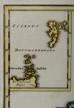 Christoph Weigel - Insulae Britannicae Antiquae [with Ireland and Scotland] ex c
