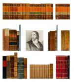 Collection of more than twentyfive (25) original editions, first editions, definitive editions by one of the most important figures of the german legal and historical school, Friedrich Carl von Savign